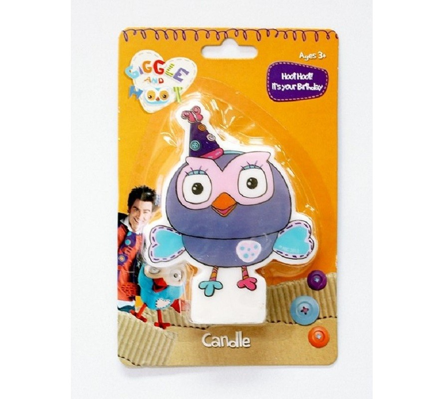 Giggle Hoot Hootabelle Owl Cake Decorating Party Supplies