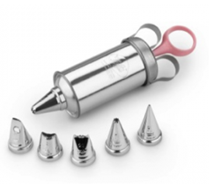 Tala icing tip screw thread nozzles