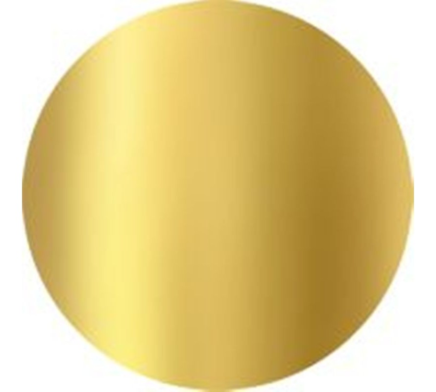 Round gold cake cards for stacking between cake tiers
