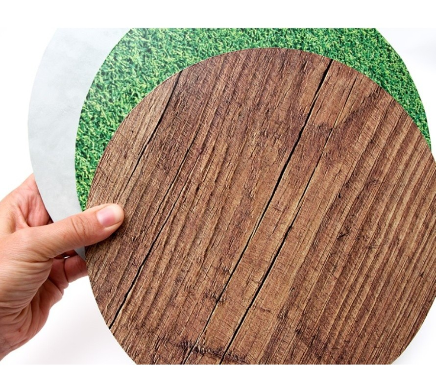 Patterned cake boards fun designs Grass, woodgrain, planks, sprinkles