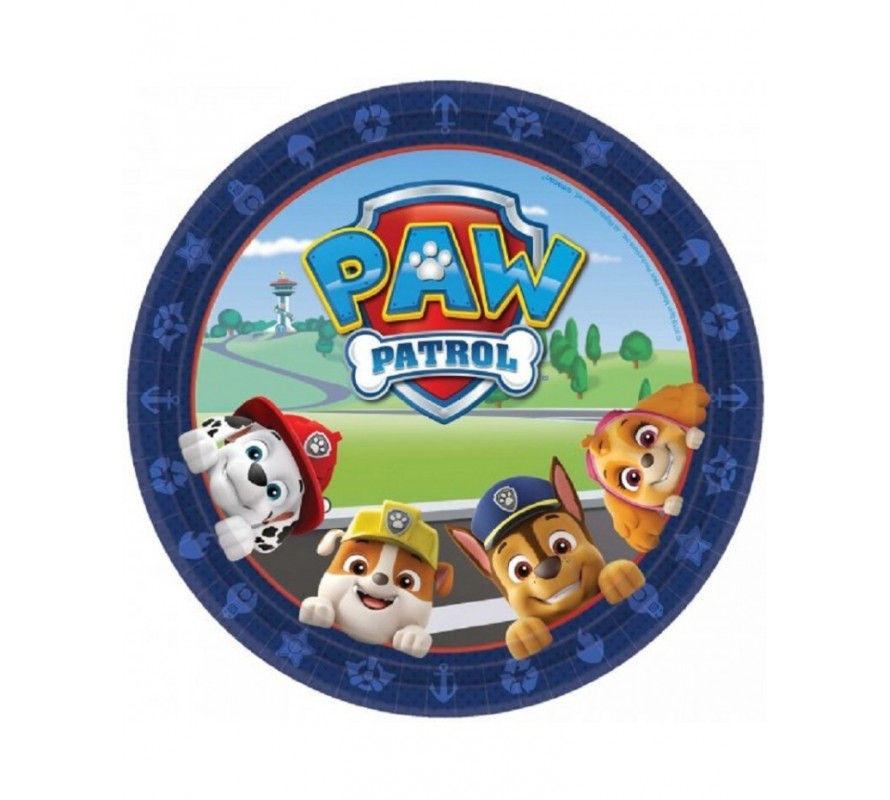 Paw Patrol edible icing images for cakes cookies & cupcakes.