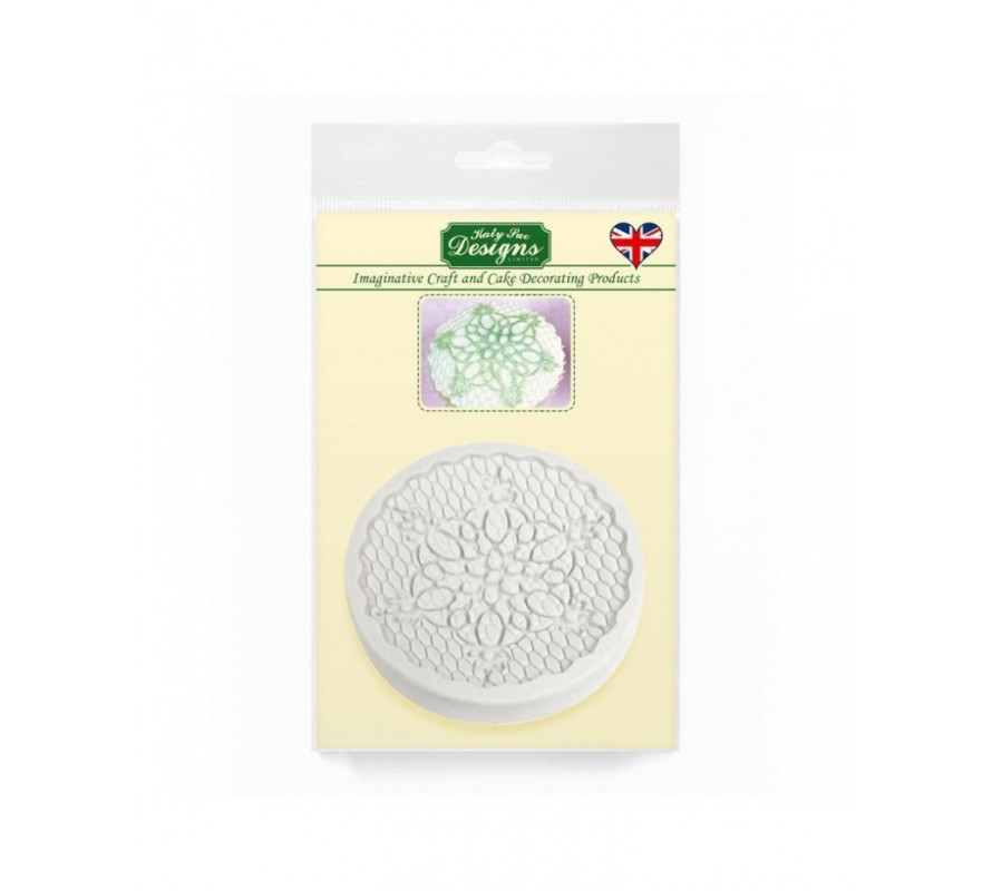 Katy Sue silicone moulds for cake decorating from the UK