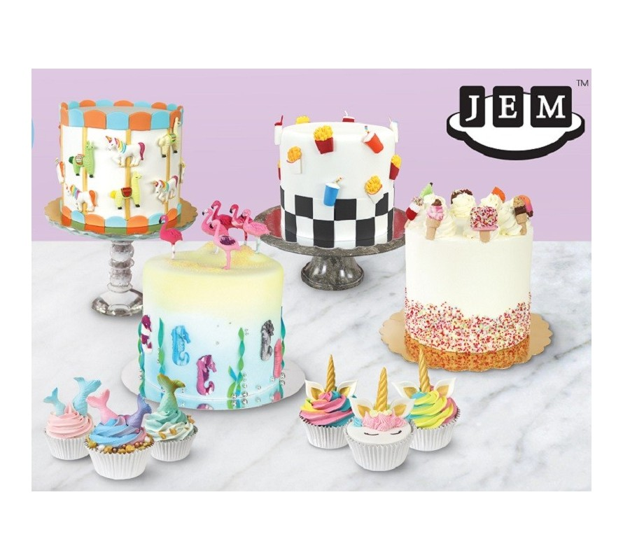 Jem Pop It Mould Cutters
