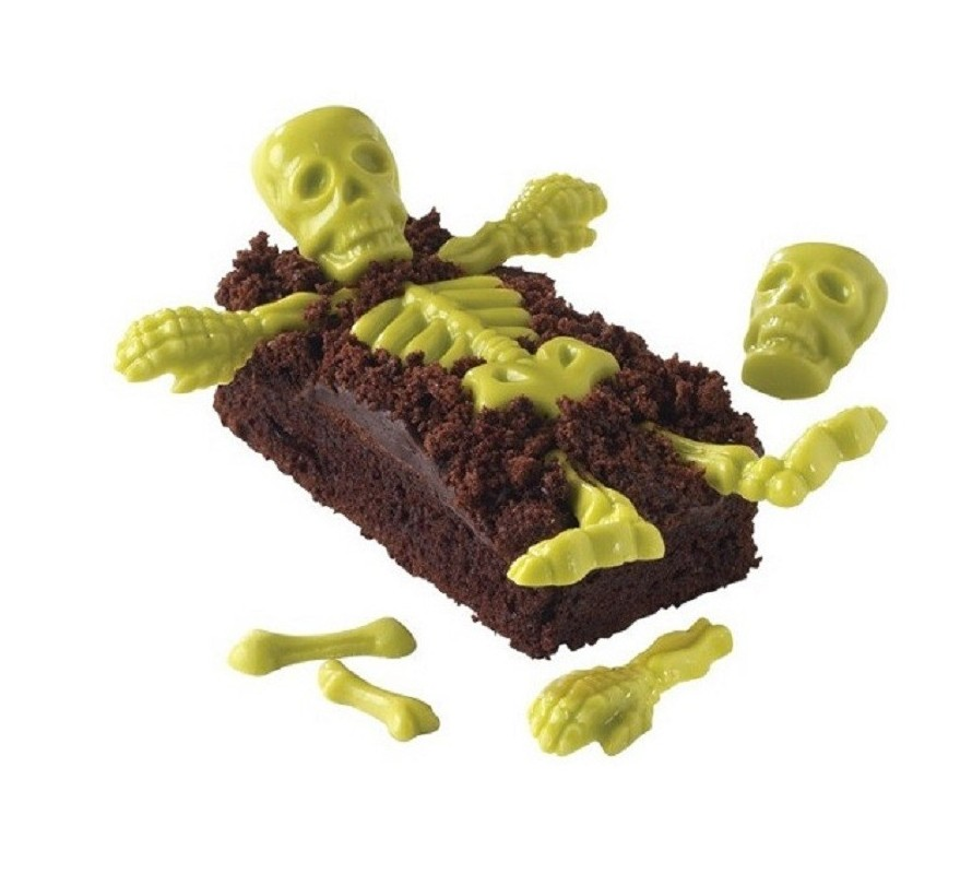 Spooky Halloween chocolate moulds. Create your own chocolates easily