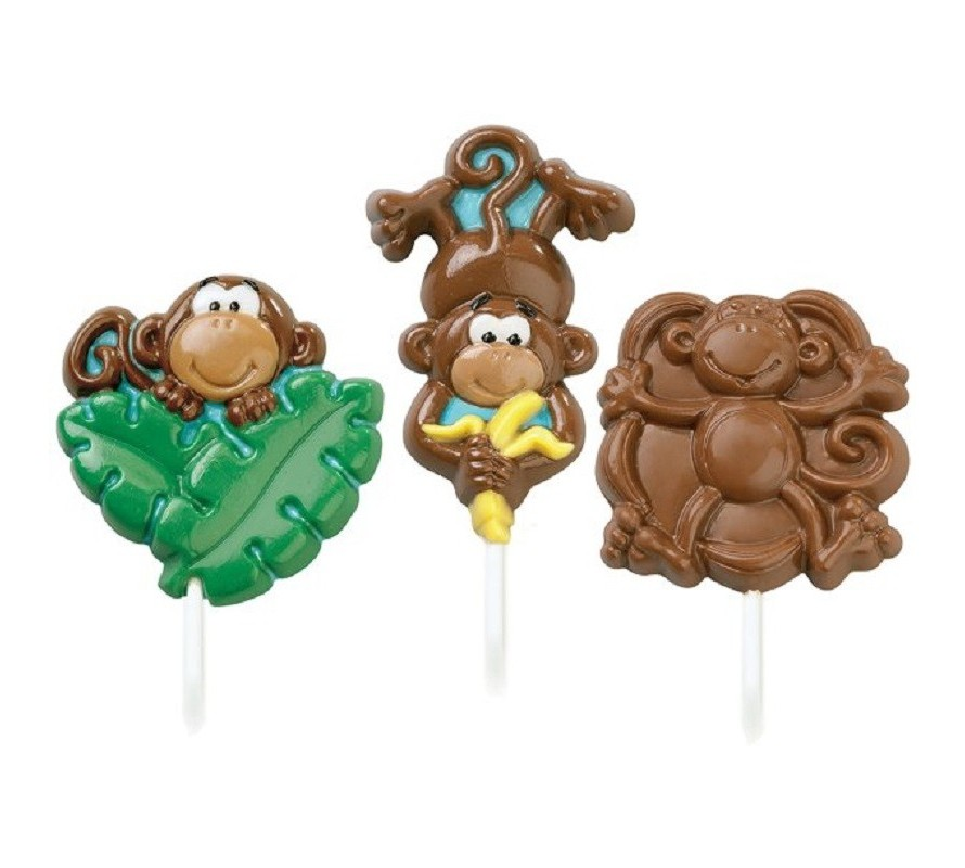 Animal chocolate moulds. Make chocolates delight young and old alike.